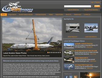 airteamimages.com screenshot