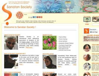 Thumbshot of Sanatansociety.org