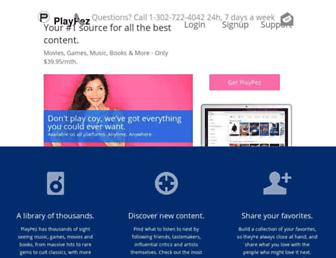 Thumbshot of Playpez.com