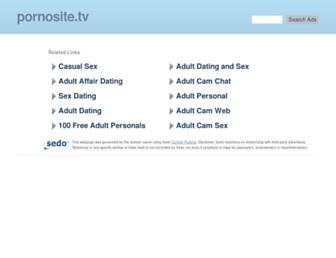 Thumbshot of Pornosite.tv