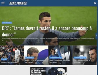real-france.fr screenshot