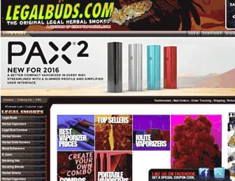 Thumbshot of Legalbuds.com