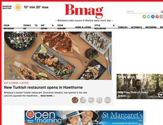 Thumbshot of Bmag.com.au