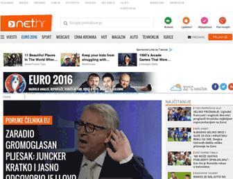 net.hr screenshot