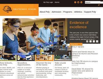 Thumbshot of Polytechnic.org