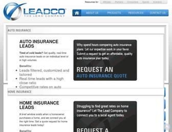 lead.co screenshot