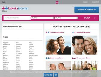 bakecaincontrii.com screenshot