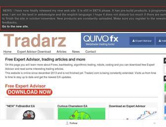 tradarz.com screenshot