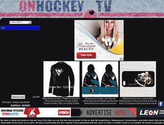 Thumbshot of Onhockey.tv
