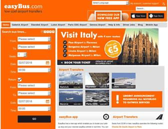 Thumbshot of Easybus.co.uk