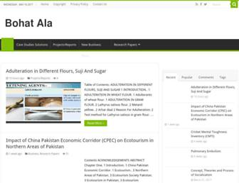 bohatala.com screenshot