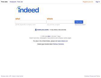 id.indeed.com screenshot