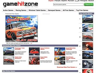 gamehitzone.com screenshot