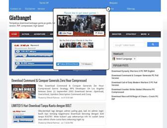 giatbanget.blogspot.com screenshot