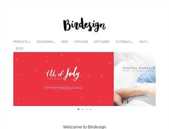 Thumbshot of Birdesignshop.com
