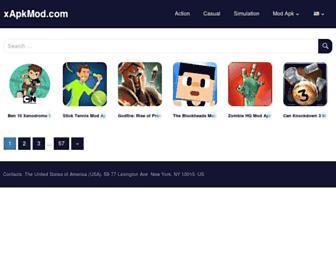 xapkmod.com screenshot