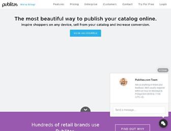 view.publitas.com screenshot