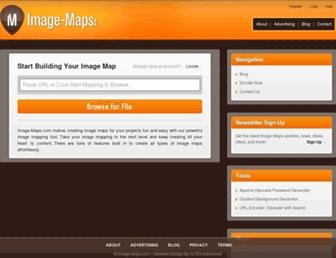 image-maps.com screenshot