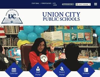 ucboe.us screenshot