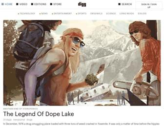 Thumbshot of Digg.com