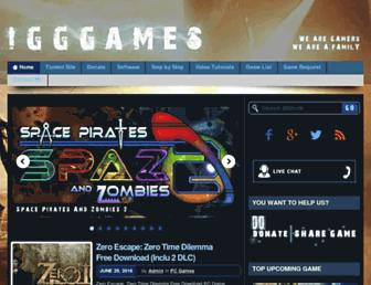 igg-games.com screenshot