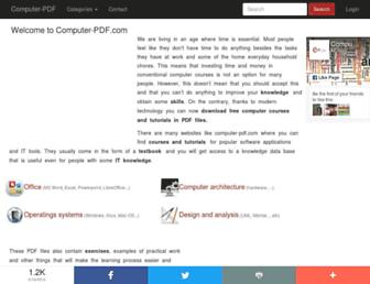 computer-pdf.com screenshot