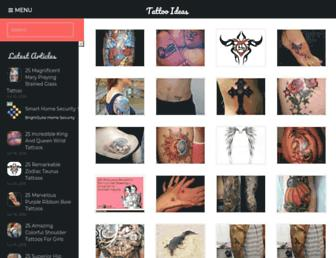 tattoooideas.com screenshot
