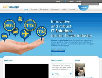 Thumbshot of Softvoyage.com