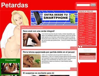 Thumbshot of Petardas.com