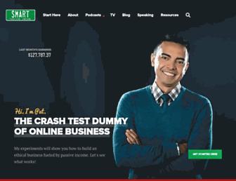 Thumbshot of Smartpassiveincome.com