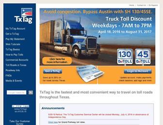 Thumbshot of Txtag.org