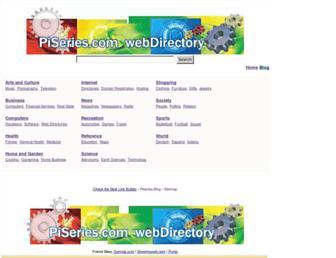 Thumbshot of Piseries.com