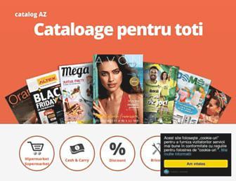 catalog-az.ro screenshot