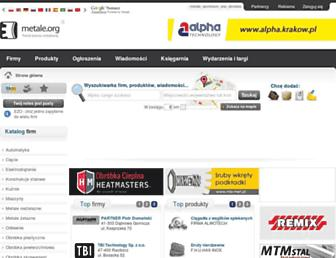 Thumbshot of Metale.org