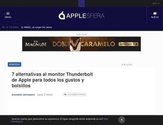 Thumbshot of Applesfera.com