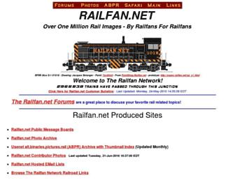 railfan.net screenshot