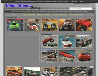 Thumbshot of Onlinegamesracing.com