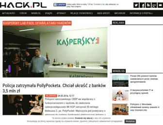 hack.pl screenshot