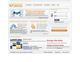 bannersite.com.br screenshot