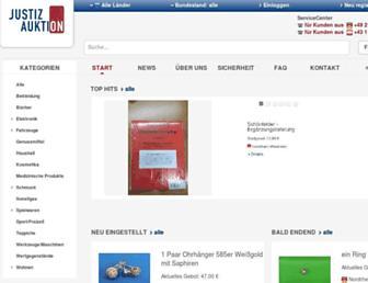 Thumbshot of Justiz-auktion.de