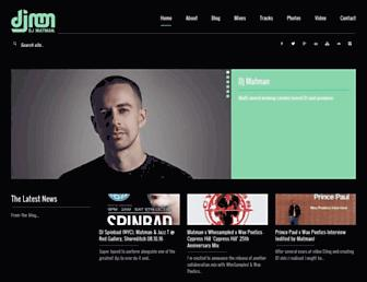 djmatman.com screenshot