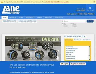 fclane.com screenshot