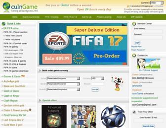 Thumbshot of Cuingame.com