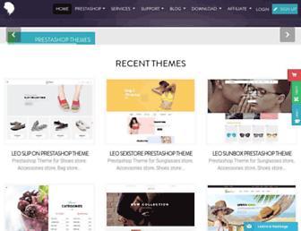 Thumbshot of Leotheme.com