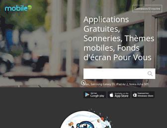 fr.mobile9.com screenshot