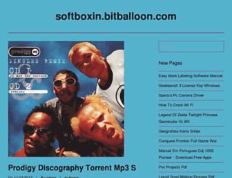 softboxin.netlify.com screenshot