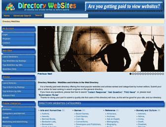 Thumbshot of Directorywebbsites.com