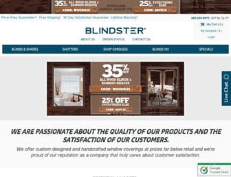 Thumbshot of Blindster.com