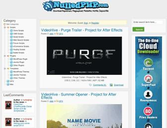 Thumbshot of Nulledphp.com
