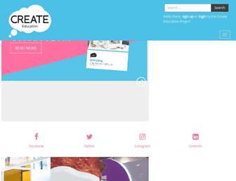 createeducation.com screenshot